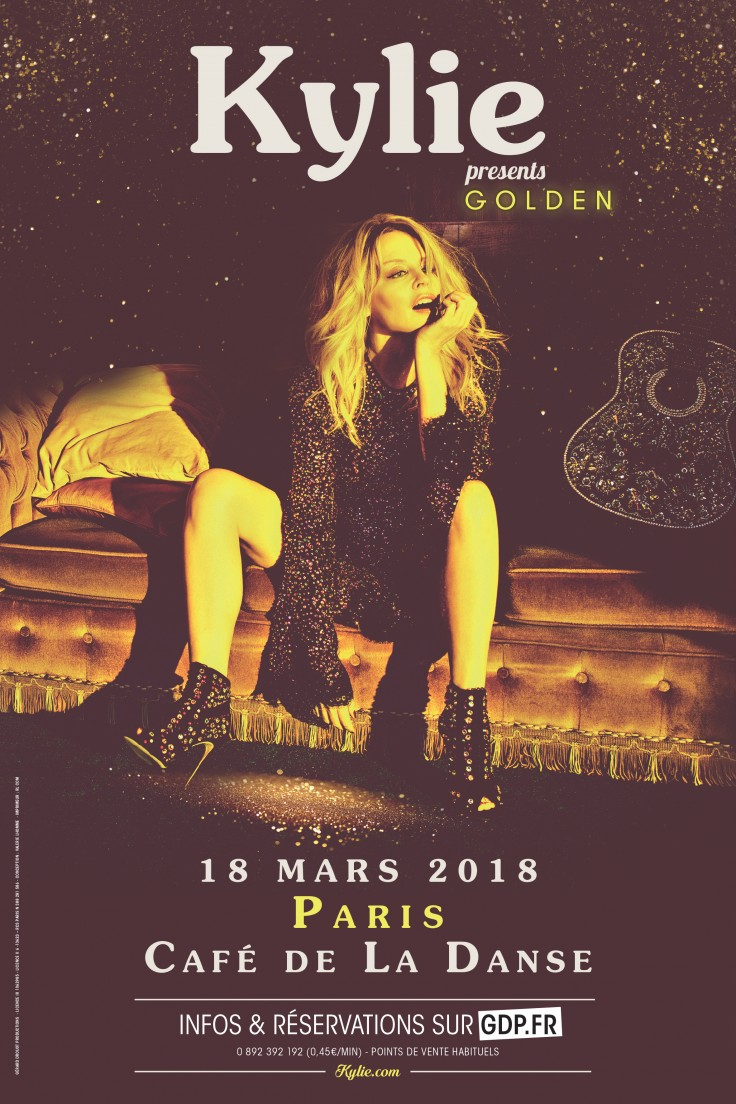 Kylie Minogue Complet Sold Out 171 Caf 201 De La Danse