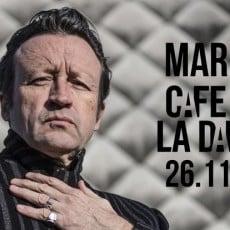 Visuel Marka Café de la Danse 26 nov. 2020